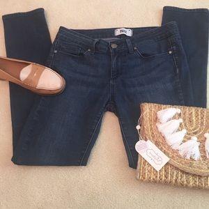 Paige Denim Jeans Peg Skinny Size 29